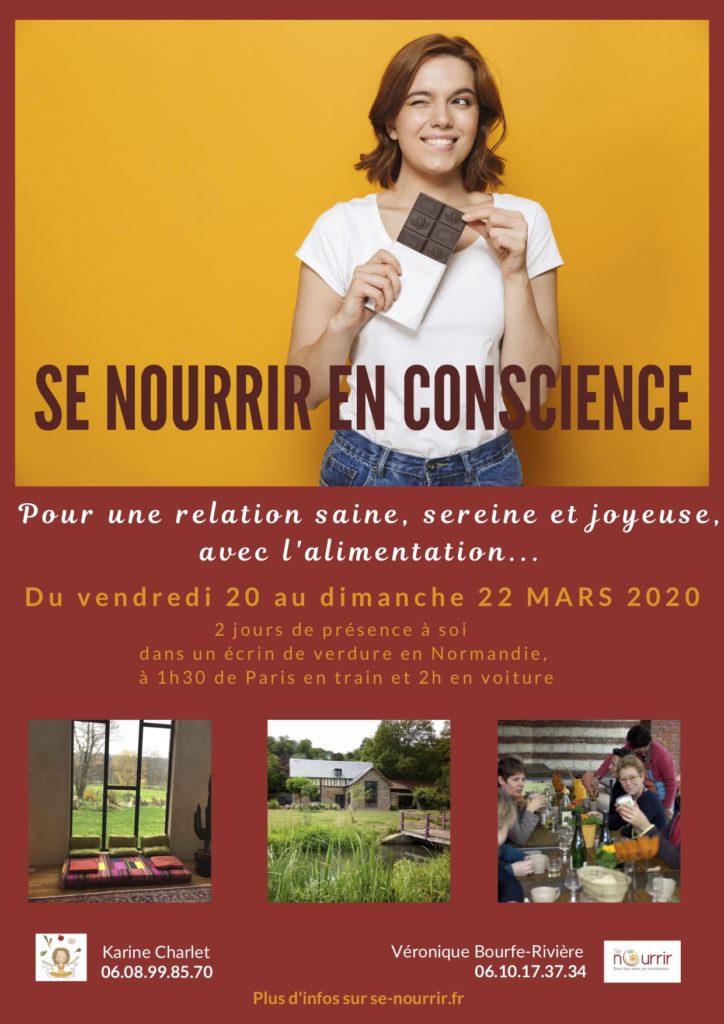Stage  «Se nourrir, en conscience» 2020